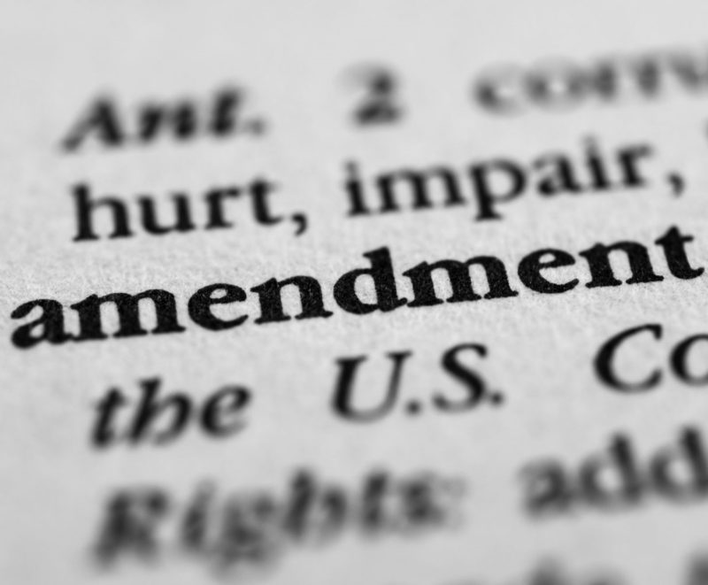 Not All Proposed Amendments Are Created Equal
